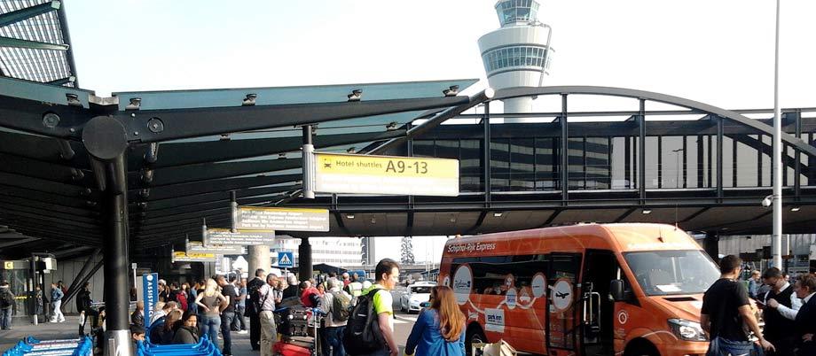Marriott Amsterdam Airport Hotel